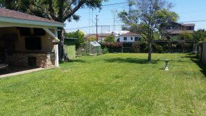 Large backyard thanks to the 8,300+ sq foot lot in the TRW tract in Redondo Beach